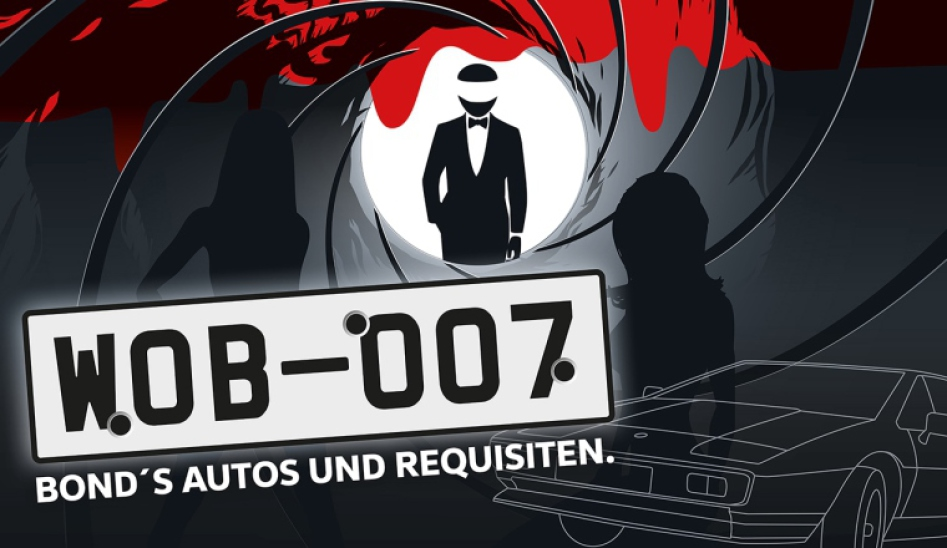 James Bond 007 German Fan Club, International Bond Society, Bondspirit, Termine, Wob-007 - Bond`s Autos und Requisiten