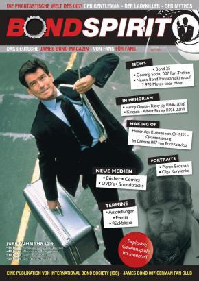 James Bond 007 German Fan Club, International Bond Society, Bondspirit, Ausgabe BS 003