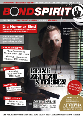 James Bond 007 German Fan Club, International Bond Society, Bondspirit, Ausgabe BS 004