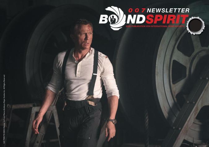 James Bond 007 German Fan Club, International Bond Society, Bondspirit, Home