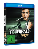 James Bond 007 German Fan Club, International Bond Society, Bondspirit, Filme, Die James Bond - Blurays für Zuhause, Feuerball