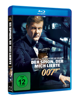 James Bond 007 German Fan Club, International Bond Society, Bondspirit, Filme, Die James Bond - Blurays für Zuhause, Der Spion der mich liebte