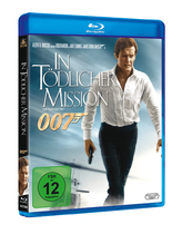 James Bond 007 German Fan Club, International Bond Society, Bondspirit, Filme, Die James Bond - Blurays für Zuhause, In tödlicher Mission