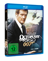 James Bond 007 German Fan Club, International Bond Society, Bondspirit, Filme, Die James Bond - Blurays für Zuhause, Octopussy