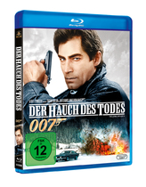 James Bond 007 German Fan Club, International Bond Society, Bondspirit, Filme, Die James Bond - Blurays für Zuhause, Der Hauch des Todes