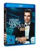 James Bond 007 German Fan Club, International Bond Society, Bondspirit, Filme, Die James Bond - Blurays für Zuhause, Lizenz zum Töten