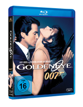 James Bond 007 German Fan Club, International Bond Society, Bondspirit, Filme, Die James Bond - Blurays für Zuhause, GoldenEye