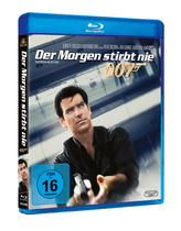 James Bond 007 German Fan Club, International Bond Society, Bondspirit, Filme, Die James Bond - Blurays für Zuhause, Der Morgen stirbt nie