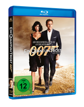 James Bond 007 German Fan Club, International Bond Society, Bondspirit, Filme, Die James Bond - Blurays für Zuhause, Ein Quantum Trost