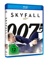 James Bond 007 German Fan Club, International Bond Society, Bondspirit, Filme, Die James Bond - Blurays für Zuhause, Skyfall