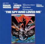James Bond 007 German Fan Club, International Bond Society, Bondspirit, Soundtracks, Die James Bond - Musik, The Spy Who Loved Me