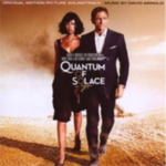 James Bond 007 German Fan Club, International Bond Society, Bondspirit, Soundtracks, Die James Bond - Musik, Quantum Of Solace