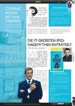 James Bond 007 German Fan Club, International Bond Society, Bondspirit, Events, Presseberichte, 007 Fanday 2019