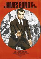 James Bond 007 German Fan Club, International Bond Society, Bondspirit, Galerie, Die James Bond - Hauptplakate aus Deutschland, Dr. No