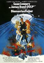 James Bond 007 German Fan Club, International Bond Society, Bondspirit, Galerie, Die James Bond - Hauptplakate aus Deutschland, Diamantenfieber