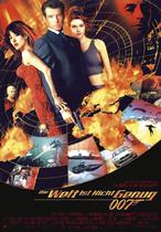 James Bond 007 German Fan Club, International Bond Society, Bondspirit, Galerie, Die James Bond - Hauptplakate aus Deutschland, Die Welt ist nicht genug