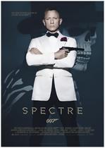 James Bond 007 German Fan Club, International Bond Society, Bondspirit, Galerie, Die James Bond - Hauptplakate aus Deutschland, Spectre